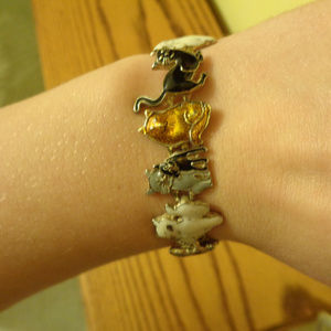 Cat Bracelet by AVON